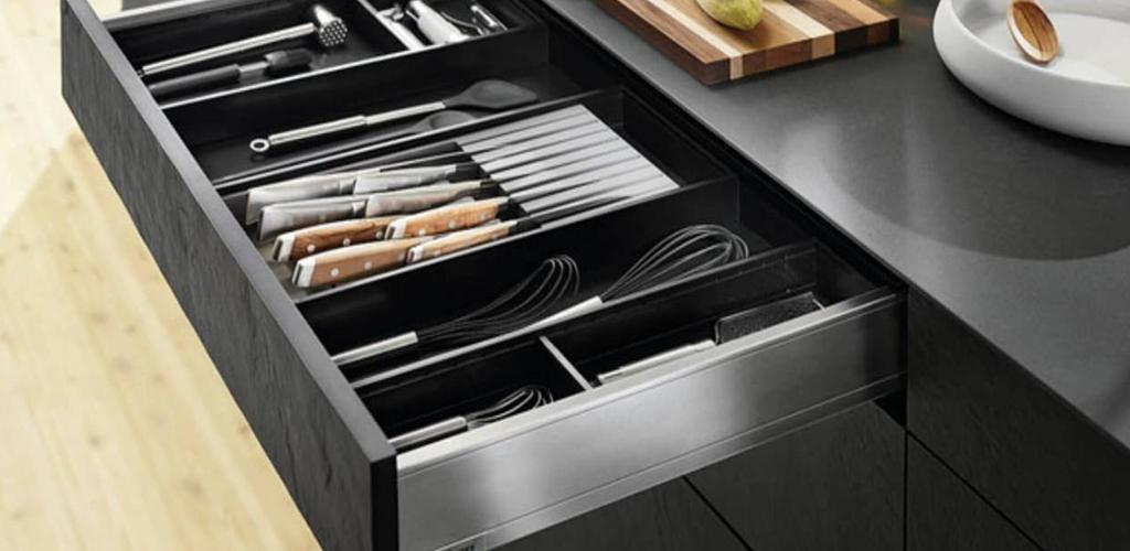 Cajones para Organizar la cocina